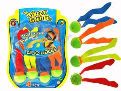 Set of balls seaweed diving ZA1023