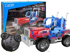 Toy build blocks 531el on the remote control 2in1 EE RC0365