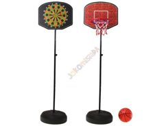2in1 SPORTS BASKETBALL SET + DISC SP0181