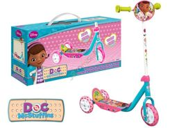 3-Wheel Scooter Doc Mcstuffins