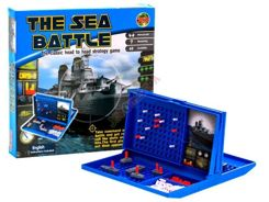 A puzzle game in the naval battle BATTLE SHIPS GR0022