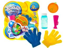 A set of magical bubbles + gloves ZA1027