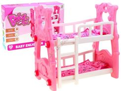 Adorable Baby Doll bunk bed linen ZA1593