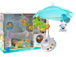 Adorable baby mobile Interactive Projector ZA0916