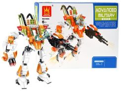 Advanced technical building blocks Military Robot ZA1063