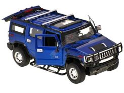 Auto Metal HUMMER off-road + Remote R / C RC0140