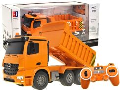 Auto TIPPER Mercedes remote control RC0360