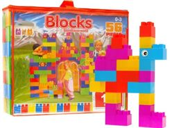 BIG COLOR BLOCKS ZA0642