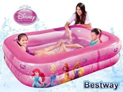 Bestway inflatable pool 201 cm Disney Princess 91056