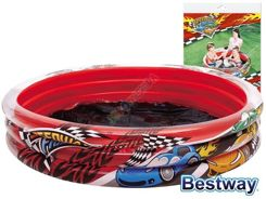 Bestway inflatable pool in CARS 122 x 25 cm 51114