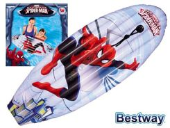 Bestway inflatable surfboard SPIDER-MAN 114 x 46cm 98017