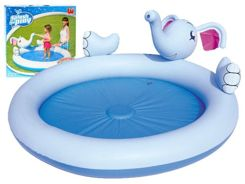 Bestway pool for children - Elephant playground 168 x 152 x 65 53034