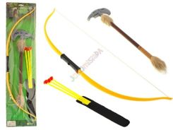 Bow arrow fun hatchet Indian ZA1104