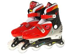 CARS ADJUSTABLE ROLLER FOR BOYS 34-37 SP0185