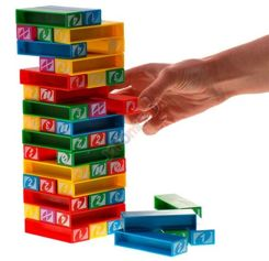 COLOR swaying JENGA TOWER Yang GR0057