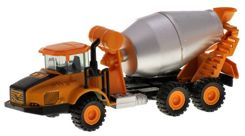 Cars Concrete Mixer Construction Excavator Tipper ZA0244