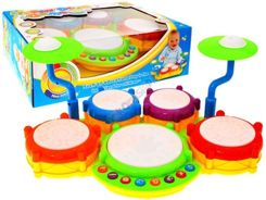 Cheerful colored lights Drums game IN0063