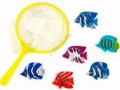 Colorful fish fishing diving ZA1022