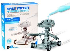 Creative Robot driven salt water ZA1316