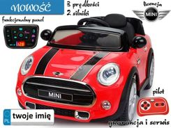 Cult Cars MINI Cooper remote PA0118