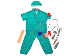 DOCTOR surgeon costume + accessories costume ZA0785