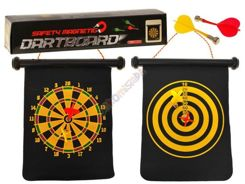 Dart Board Magnetic Dart Board + ZA0907