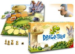 Drago-Tuku board game with dragons GR0204