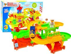 Duplex track + locomotive for baby FOR 1243