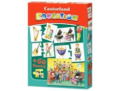 Educational puzzle 60 pcs Instruments E-081 CA0030