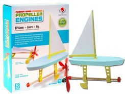 Educational set of rules drive boat auto ZA1315