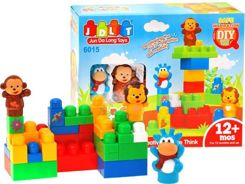FABULOUS LARGE COLOR BLOCKS ZOO 30 pcs. ZA0618