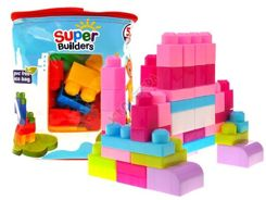 Fabulously colorful CREATIVE BLOCKS 52 elm. ZA0619