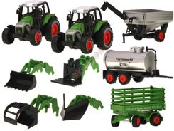 Farmer Tractor with WYMIENYMI tablespoons ZA0550