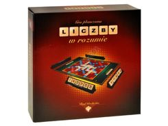 GAME NUMBERS IN BRAIN  logic board game GR0248