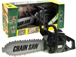 Green Electric chainsaw lumberjack ZA1696