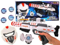 Gun set for space warrior ZA1202