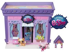 Hasbro Littlest Pet Shop - stylish Shop ZA1905