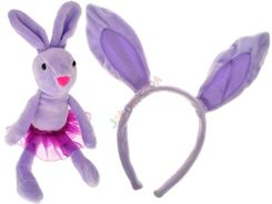 Headband Rabbit mascot bunny ears + ZA1103