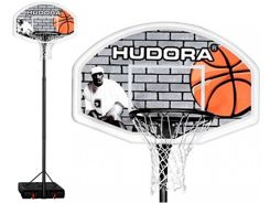 Hudora standing BASKETBALL PROX basketball game 71661
