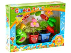 KIT GARDENER FLOWER POT + ZA0628
