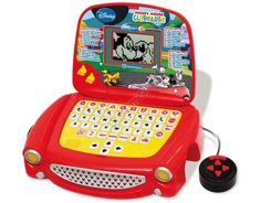 Laptop with mouse Mickey Mouse ZA1887