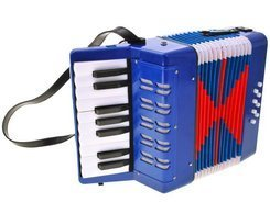 Large musical harmony ACCORDION FOR CHILDREN IN0075
