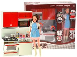 MODERN KITCHEN + Doll ZA0449