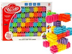Mega colorful CONSTRUCTION BLOCKS 54 pcs ZA1735