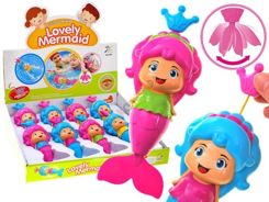 Mermaid doll fetched to swim ZA1498