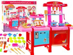 Multi-funtional kitchen play set ZA1100