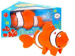 New Clownfish NEMO FISH BATH ZA0717