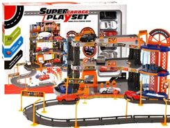 PARKING GARAGE + LIFT TOR toy cars ZA0567