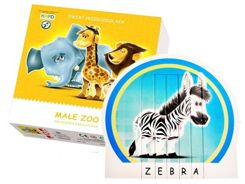 Puzzle Zoo New Small World Preschool GR0200