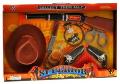 SET COWBOY - SHERIFF from the Wild West (ZA0296)